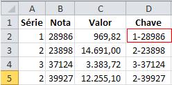 Conciliação de Dados Utilizando o Excel